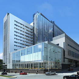 Sutter Health Cathedral Hill Hospital BIM & VDC Consultants