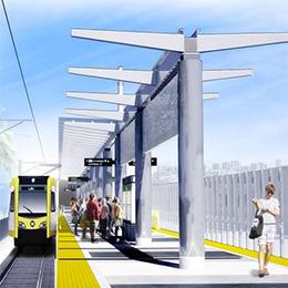 Crenshaw – LAX Metro