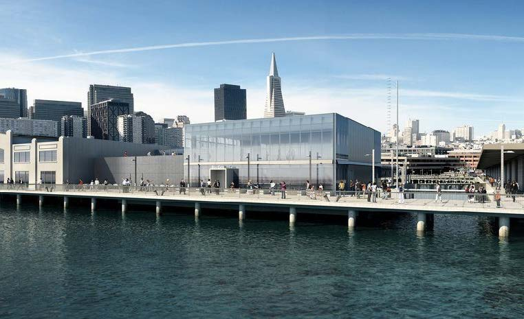SAN FRANCISCO EXPLORATORIUM LOCATION