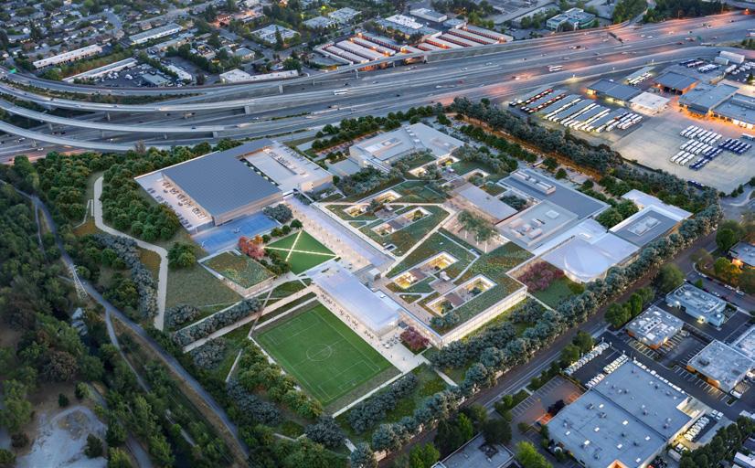 Microsoft Silicon Valley Campus